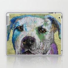 Pit Bull Terrier Laptop & iPad Skin
