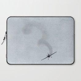 Looping Plane Laptop Sleeve