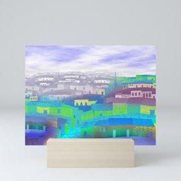 Mountain Air Mini Art Print