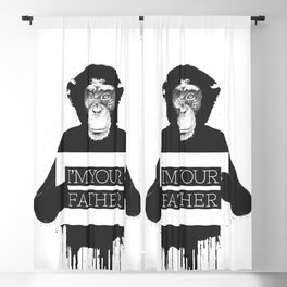 I'm your father II Blackout Curtain