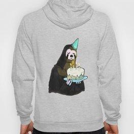 sloth birthday Hoody