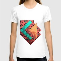 tulips T-shirts featuring Tulips by Akwaflorell