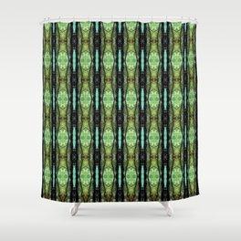 GreenPrism2 Shower Curtain