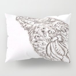 Serpent Eagle Pillow Sham