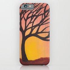 Orange Sunset Slim Case iPhone 6s