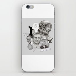 Christopher Nolan iPhone Skin
