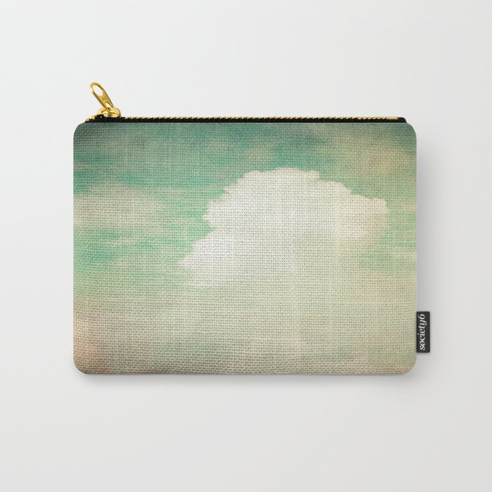 Faded Dreams Carry-All Pouch