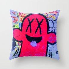 JOJO Throw Pillow