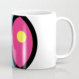 face 1 Coffee Mug