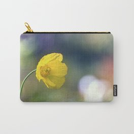 Breadseed Poppy Carry-All Pouch