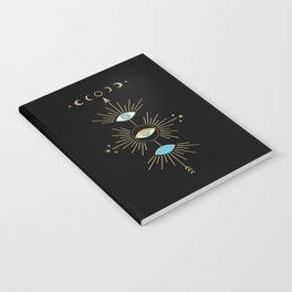 Evil Eye Totem Notebook