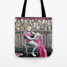 Audience 2 Tote Bag