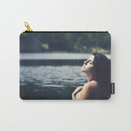 Just Around The Riverbend Carry-All Pouch