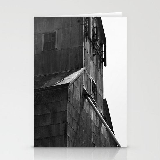 Grain Tower Stationery Cards