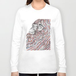 Ape Long Sleeve T-shirt