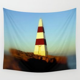 Obelisk on Cape Dombey Wall Tapestry