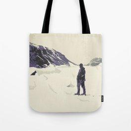 Winter's best friends Tote Bag