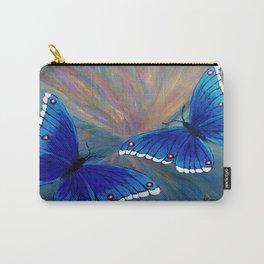Butterflies-2  Carry-All Pouch