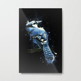 Eternal Gaze Metal Print