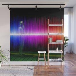 Underground music Wall Mural