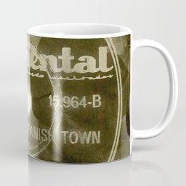 Waltz - Vintage Vinyl Coffee Mug
