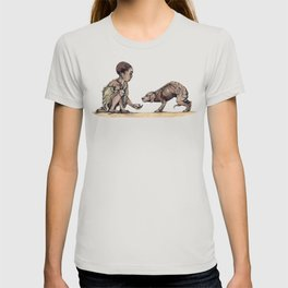 Boy and Puppy T-shirt