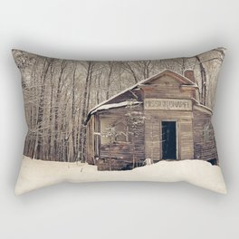 Mission Chapel Rectangular Pillow