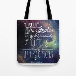Wise Words Tote Bag