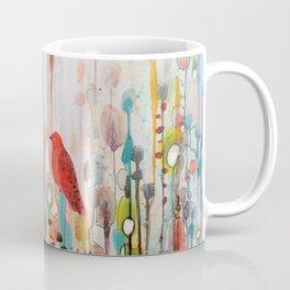 la vie comme un passage Coffee Mug
