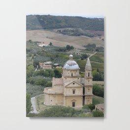 Montepulciano d'Abruzzo Metal Print