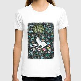 The Unicorn is Reading T-shirt