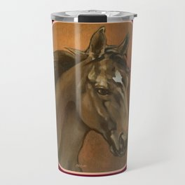 Sound Reason - Thoroughbred Stallion Travel Mug