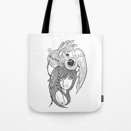 Witch Nina Tote Bag