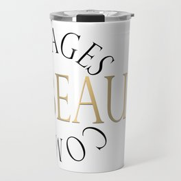 Beauty comes in all ages Travel Mug