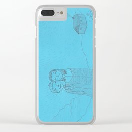 the witches Clear iPhone Case