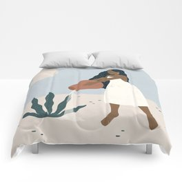 care for your earth Comforters