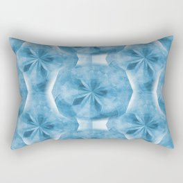 modern and abstract background Rectangular Pillow