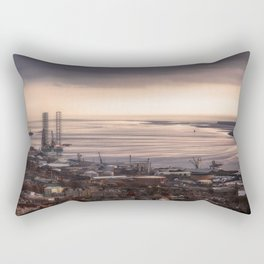 The Tay Estuary Rectangular Pillow