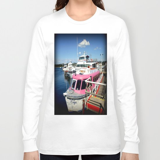 Think Pink! Long Sleeve T-shirt
