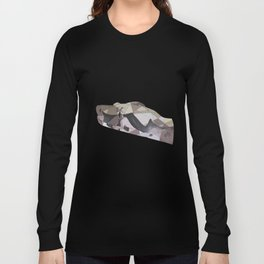 Red Tail Boa Long Sleeve T-shirt