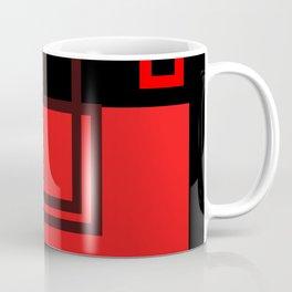 2D - abstraction -3a- Coffee Mug