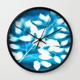Disappearance Wall Clock