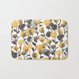 Full Of Flower Bath Mat