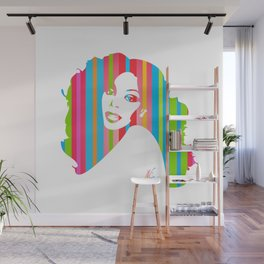 Donna Summer | Pop Art Wall Mural