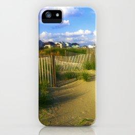 Oceanfront Property iPhone Case
