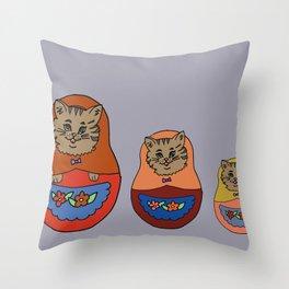 Daisyoshka Throw Pillow
