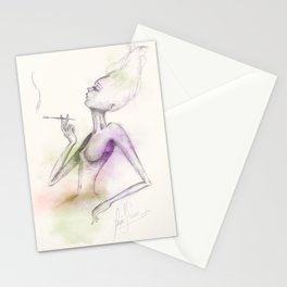 Montreal, my inspiration Stationery Cards
