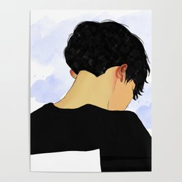 Park Chanyeol of Exo Poster