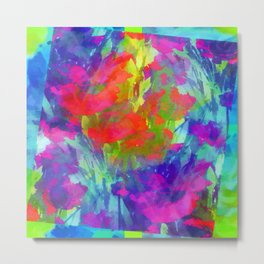 Bright July Metal Print