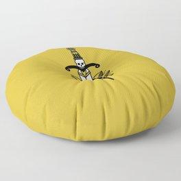 Dagger & Rose Floor Pillow